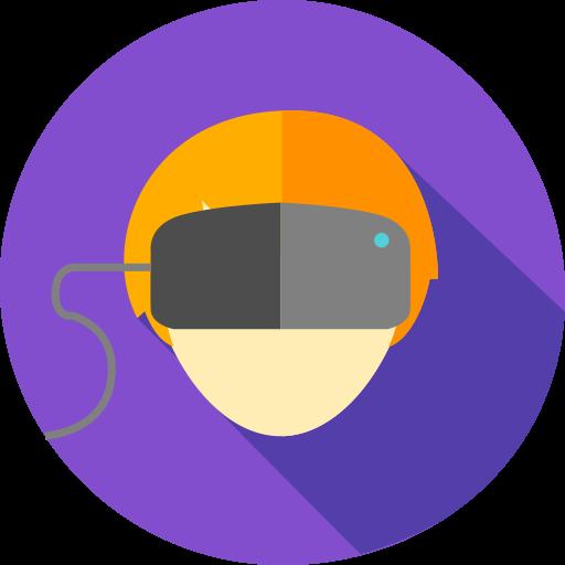 realidad virtual icono